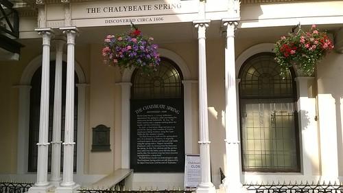 The Chalybeate Spring