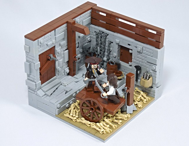 Blacksmith Duel