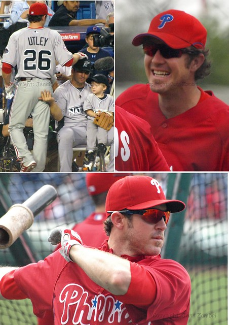 Utley collage