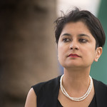 Shami Chakrabarti | Shami Chakrabarti at the Edinburgh International Book Festival © Alan McCredie
