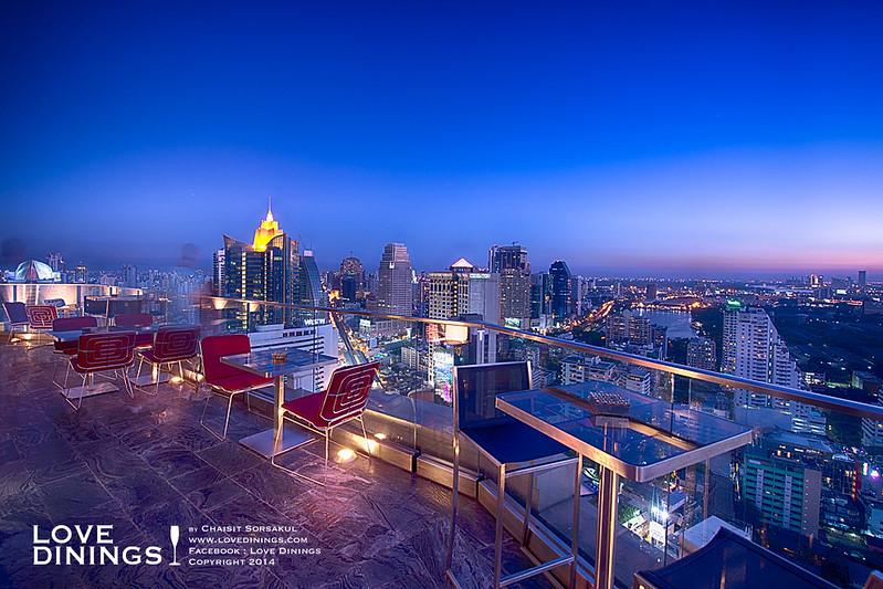 L'Appart  Sofitel Sukhumvit Top Rooftop Bar กรุงเทพ โรแมนติคดินเนอร์_6