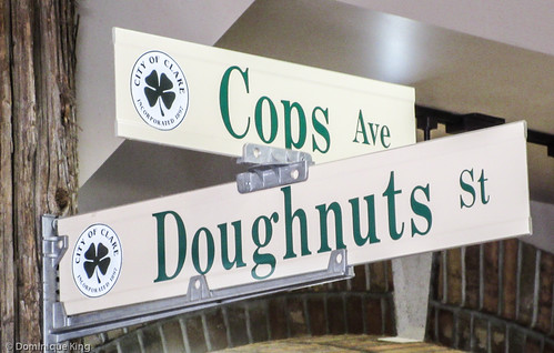 Cops and Doughnuts, Clare, Michigan