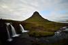 Kirkjufellsfoss & Kirkjufell by pmsoftware