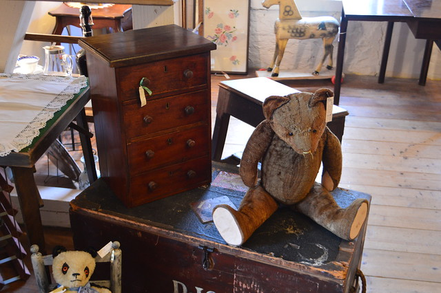 hay on wye antiques