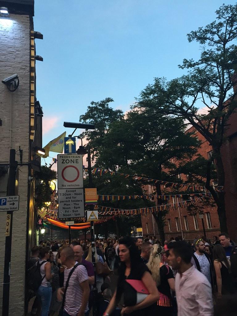 #PrideInTheSky, Manchester Pride 2015