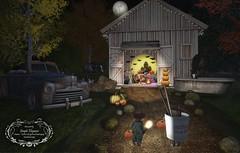 A Beary Scary Halloween