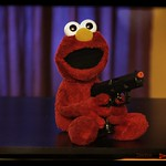 I'm not playing around anymore - Elmo wants his money!!