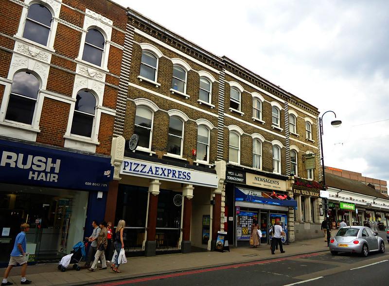 Pizza Express, Sutton High Street, SUTTON, Surrey, Greater London