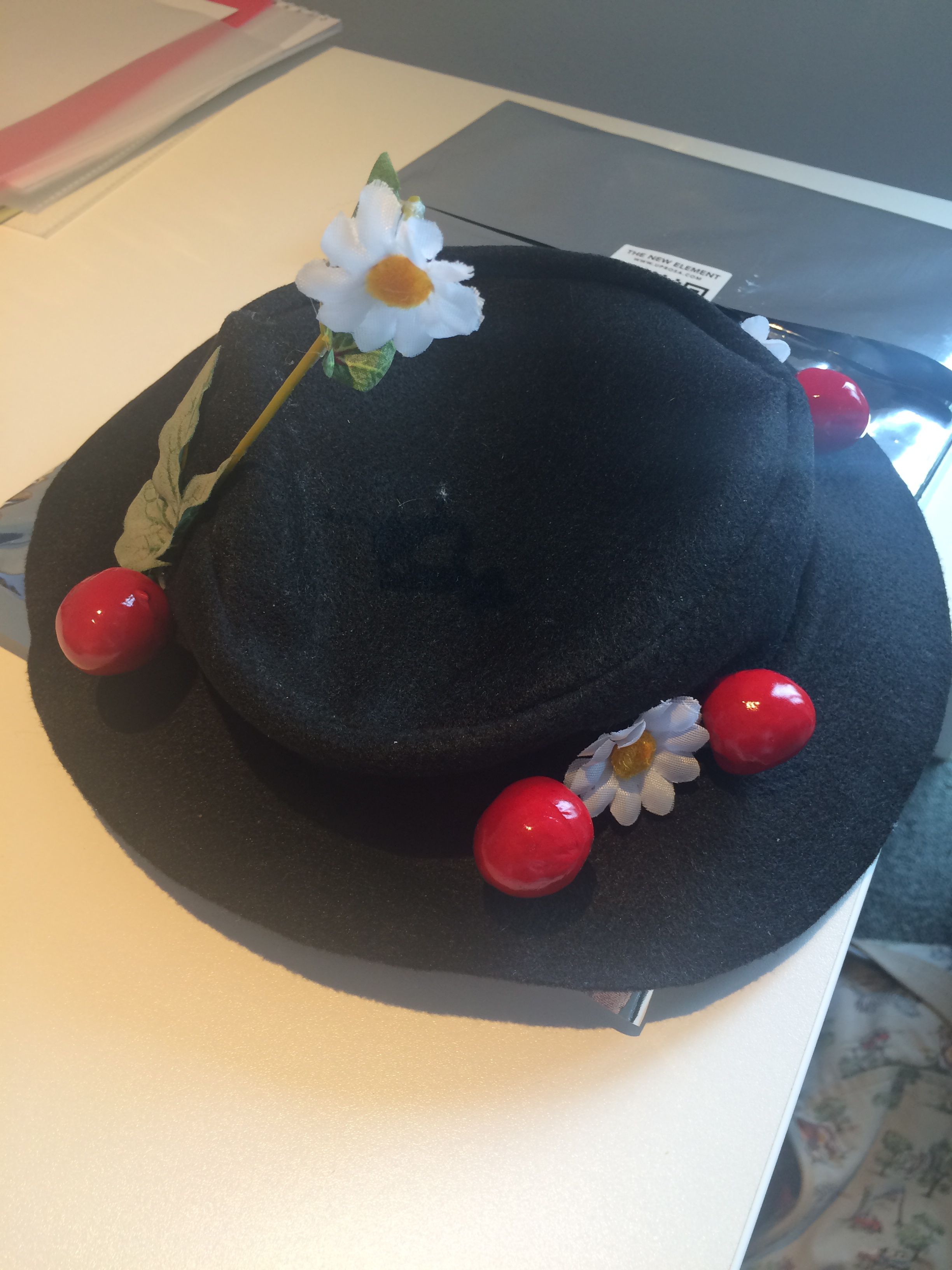 Mary Poppins hat