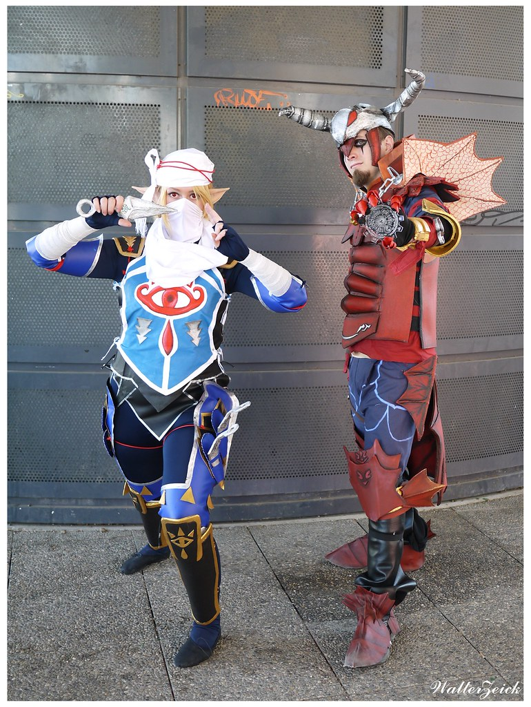 Cosplay & Convention 21256964991_23f174afe3_b