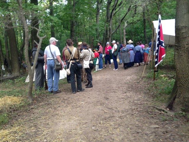 Civil War Muster, 2015