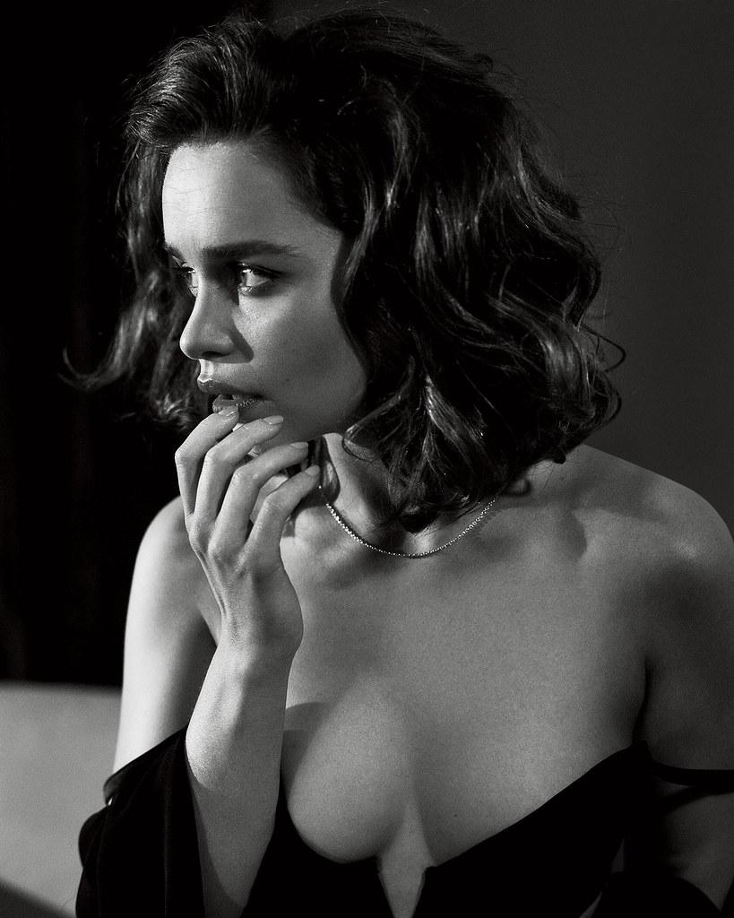 Эмилия Кларк — Фотосессия для «Esquire» 2015 – 10
