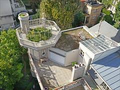 Terrasses de la villa Hennebique (Bourg-le-Reine)