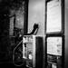 Telephone box by Isaac J Dean