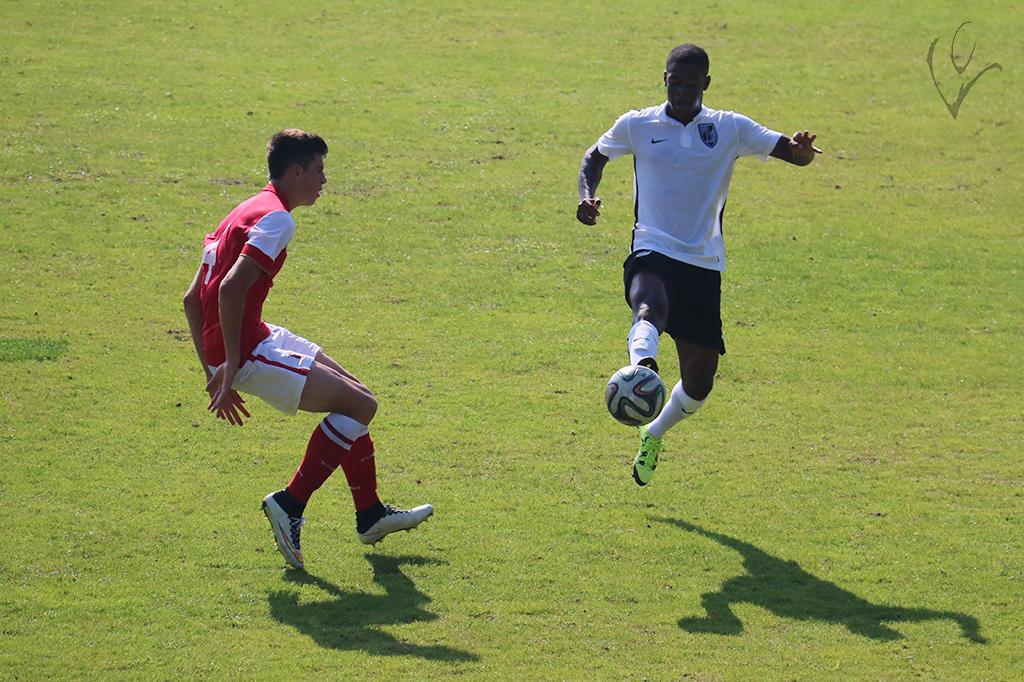 Juniores: Vitória SC 3-2 Braga