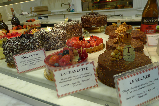 Patisserie, Paris