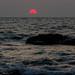Couché de soleil - Pointe St Gildas (44)