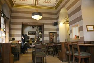 Interior of Gattopardo.