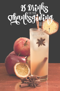 25 Drinks for your Thanksgiving Table
