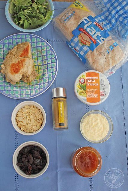 Coronation Chicken www.cocinandoentreolivos.com (1)