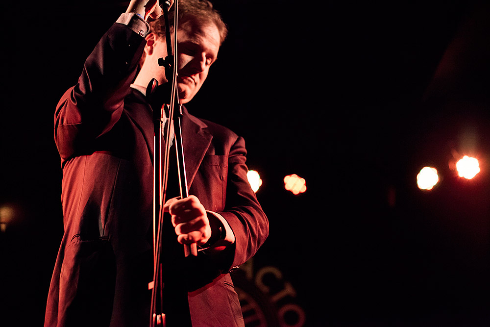 Protomartyr @ Knitting Factory, NYC 15/10/15