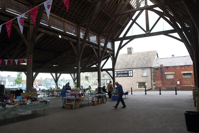 Penistone Oak market barn