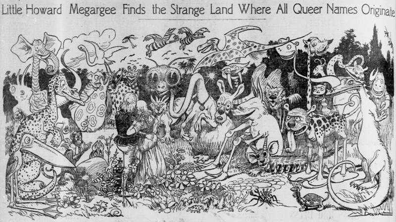 Walt McDougall - The Salt Lake herald., April 06, 1902