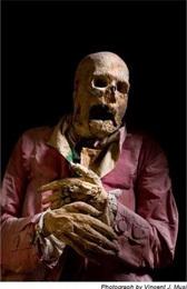кричащая мумия