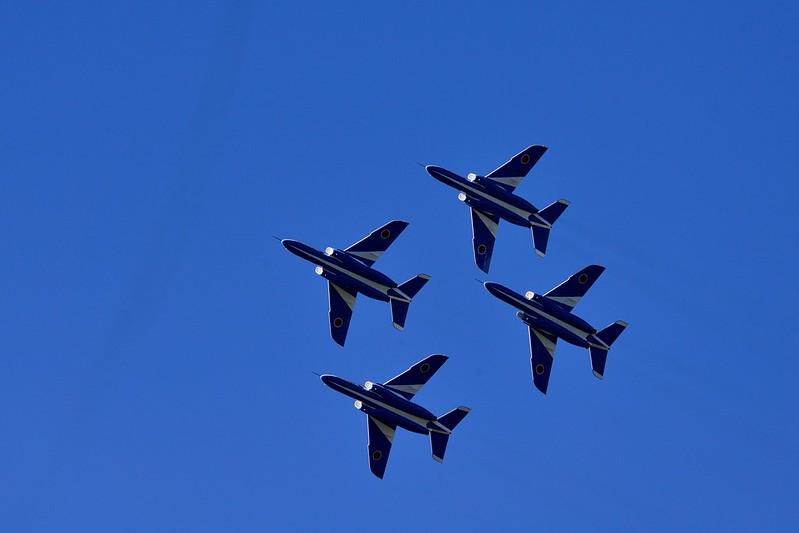 BlueImpulse / 入間基地航空祭2015
