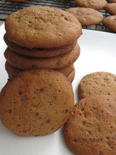 IMG_9600: Muscovado Sugar Cookies