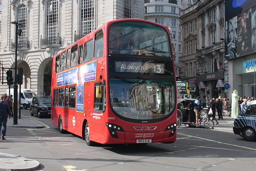 London Sovereign VH10 BD13OJE