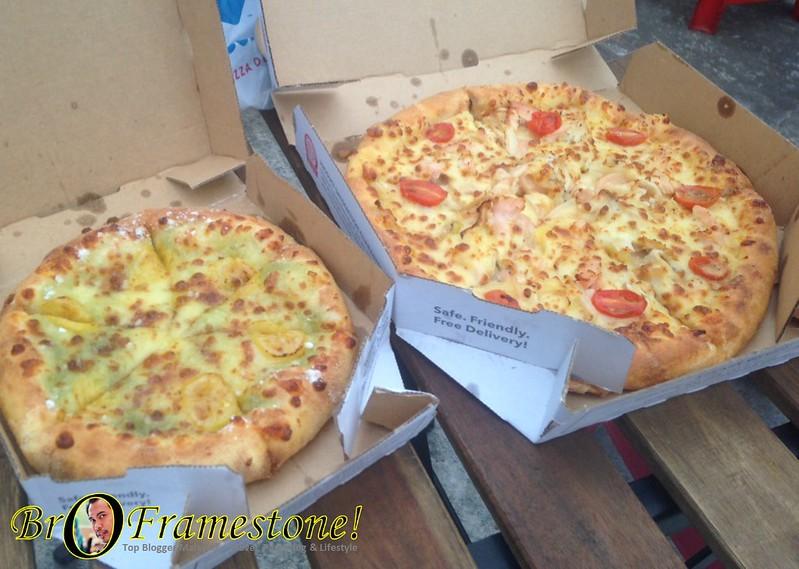 Menu terkini dari Domino's Pizza