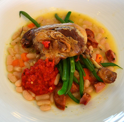 Duck Confit Cassoulet