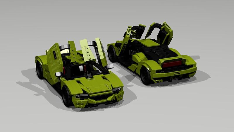green MCT R7evo