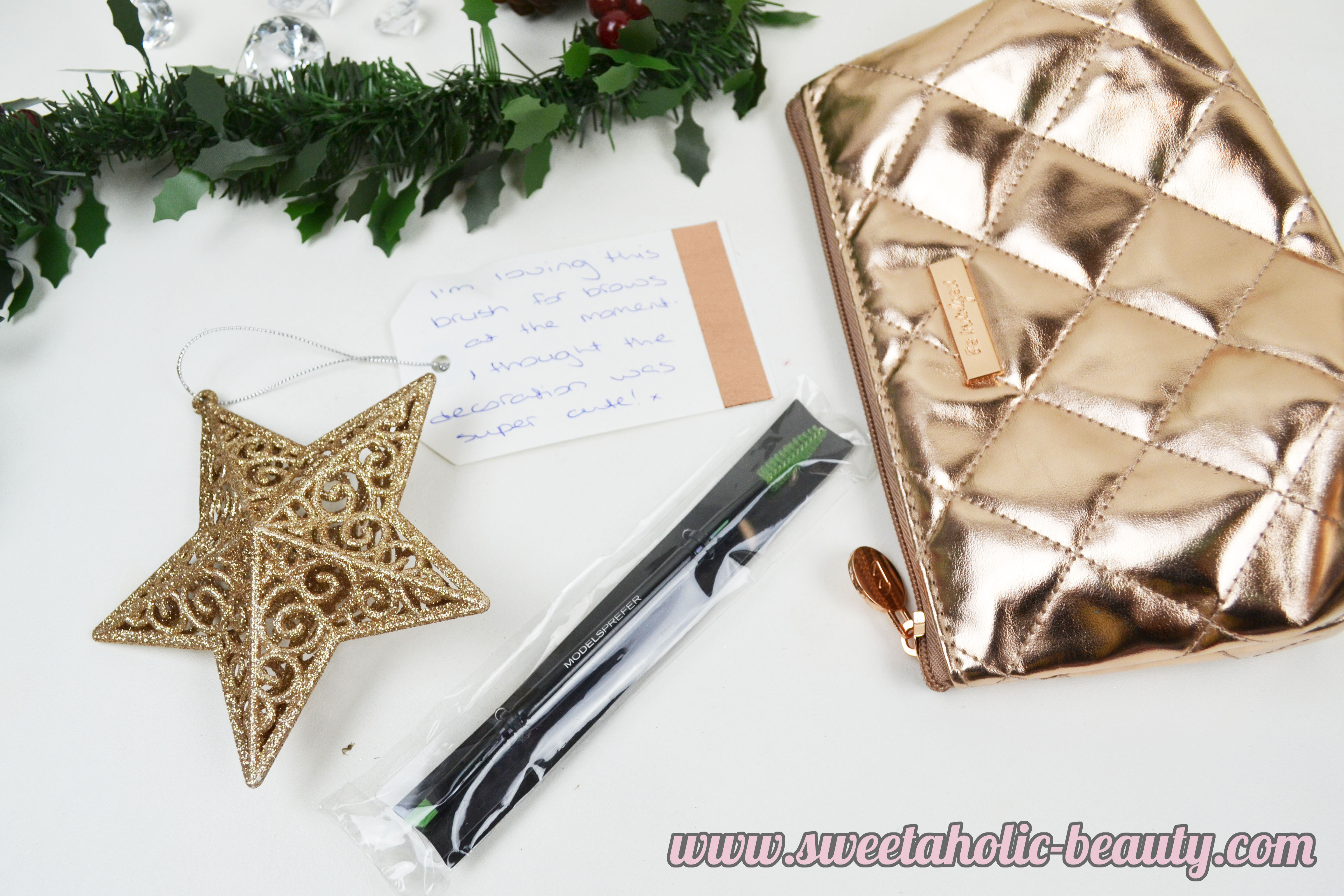 Bloggers United AU Kris Kringle Swap - Sweetaholic Beauty