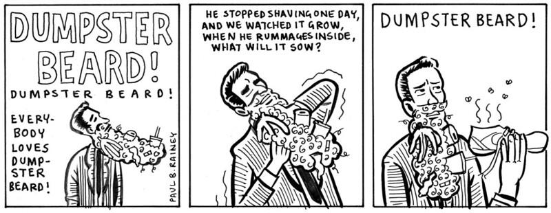 dumpster-beard