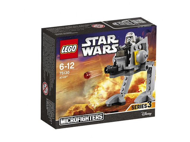 LEGO Star Wars 2016 | 75130 - AT-DP