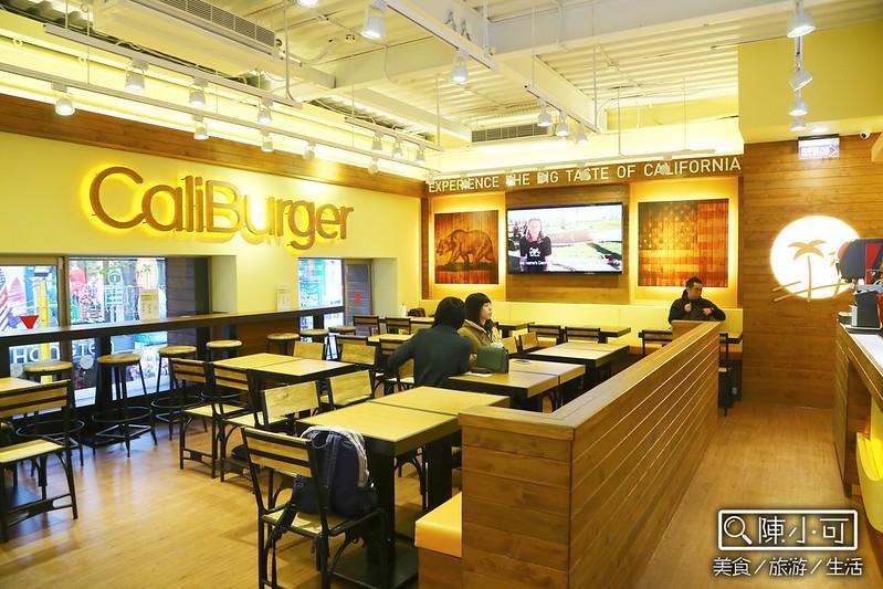 CaliBurger加利保西門店,美式漢堡︱義大利麵 @陳小可的吃喝玩樂