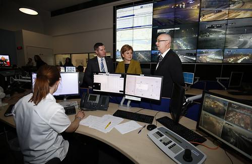 FM visits FRB control centre
