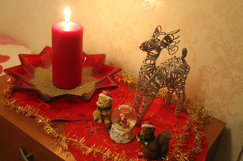 joulu tunnelmaa