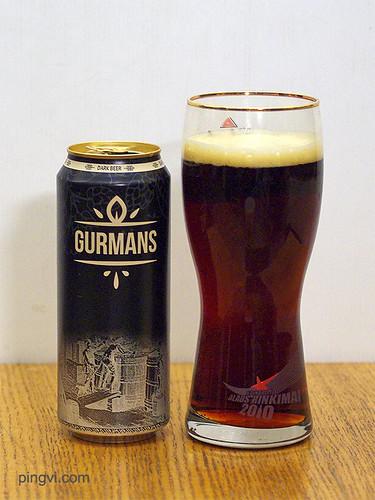 Gurmans tamsusis