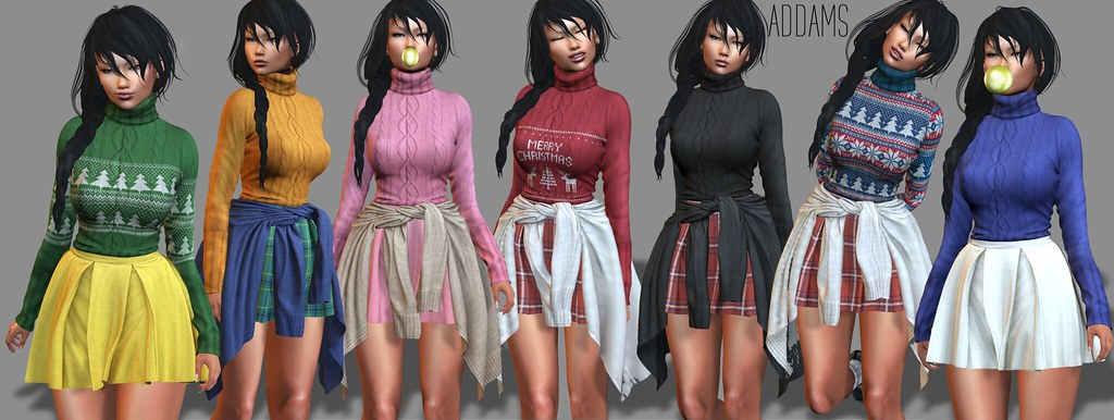 NEW RELEASE 12:00SLT ♥ - MERRY CHRISTMAS - SecondLifeHub.com