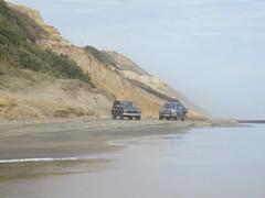 Off Roading on a 112Km Beach