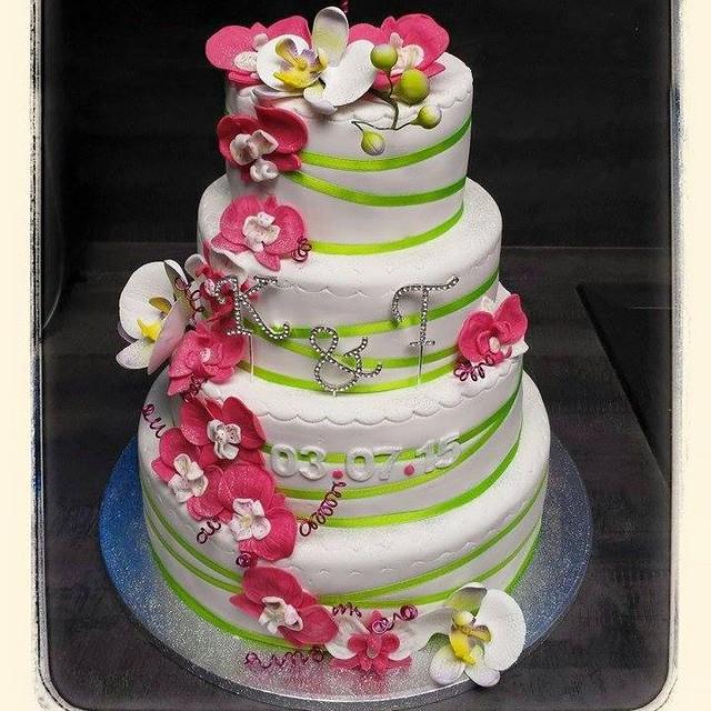 Cake by Les gâteaux personnalisés de Jenny