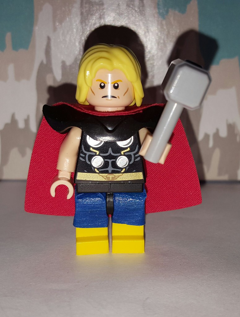 The Good, The Bad, and The Morally Ambiguous - Thor Odinson