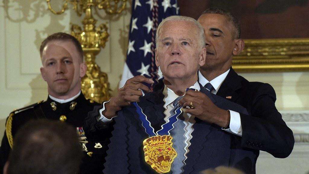 Joe Biden, Chick Magnet