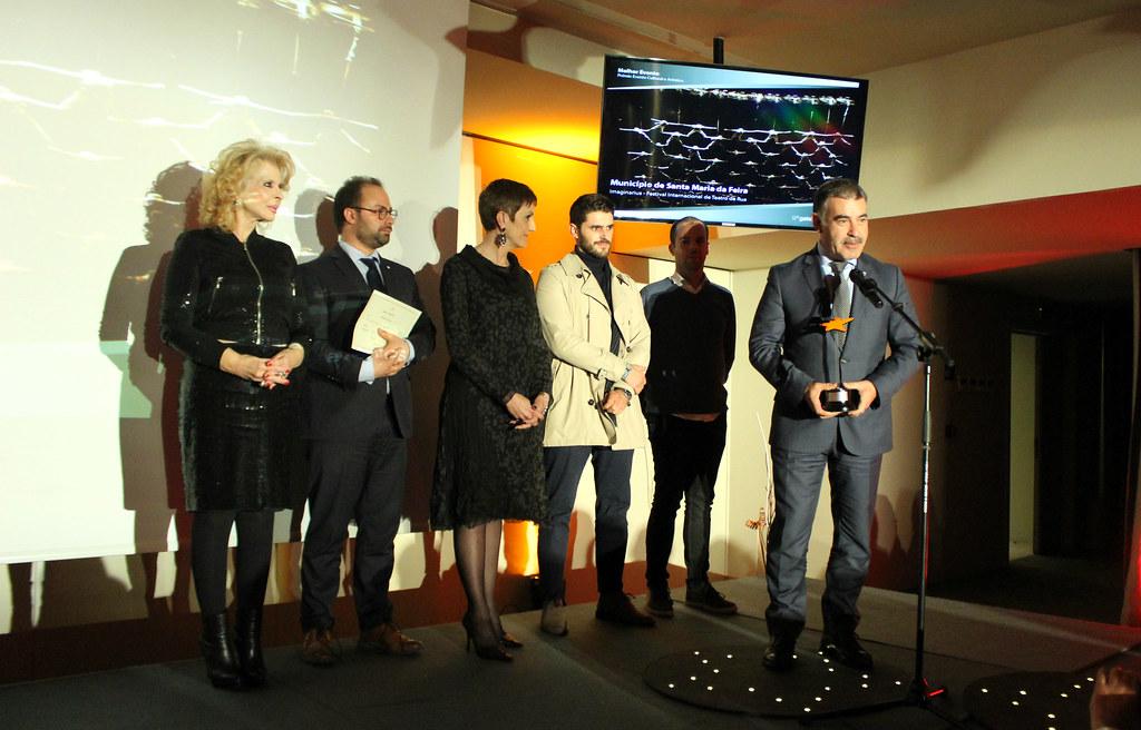 1 Gala dos Evento_Imaginarius_Prémio Melhor  Evento Cultural e Artístico