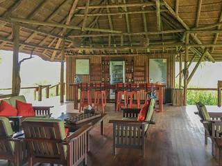 Lebala Camp Zentralbereich