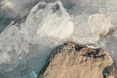 Ice Drift, Park Point, Duluth