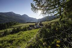 Kouzelné údolí sklášterem Val Mustair ve Švýcarsku